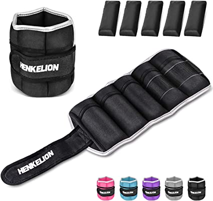 1 lb Adjustable Ankle Weights