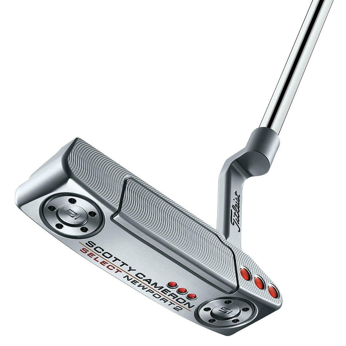 Golf Clubs Scotty Cameron Select Putter 2018 Newport 2 – Left Hand