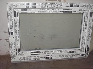 Großartig Kunststofffenster 100 x 70 (b x h), Rehau, 1 flügelig, weiss, Din  DV31