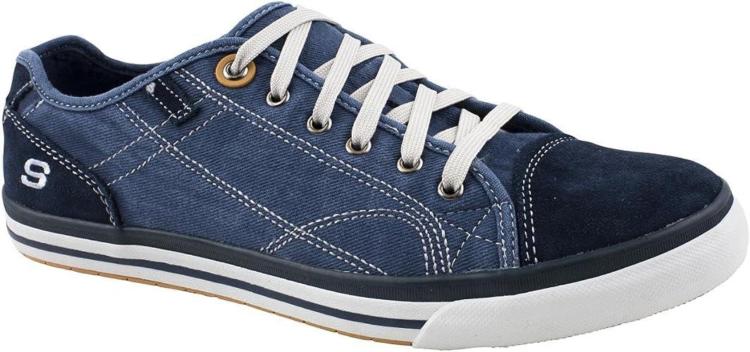 Oxidar Haz un esfuerzo Buscar  Skechers Mens Diamondback Levon Blue Size 11: Amazon.co.uk: Shoes & Bags