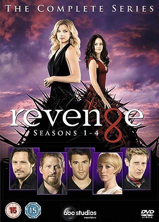 Amazon com: Revenge - Season 1-4 [DVD]: Movies & TV