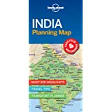 Lonely Planet India Planning Map (Planning Maps)