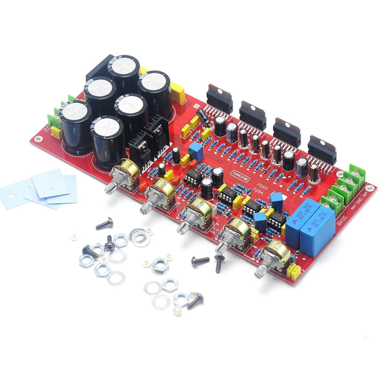Tda7294 2x 80w 160w Subwoofer Low Pass Filter Amplifier Board Circuit Bass Amp Hi Fi Speakers