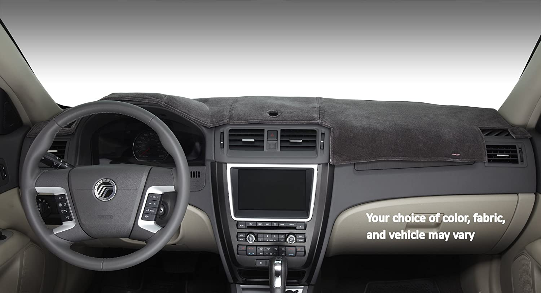Plush Velour, Black DashMat VelourMat Dashboard Cover Nissan Rogue