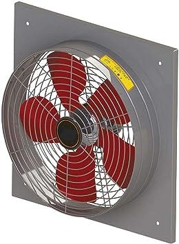 600mm Ventilador Ventilación Metal Extractor Ventiladores ...