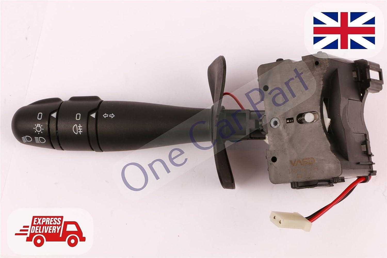 Columna de dirección interruptor para limpiaparabrisas para Megane Coupé Berlina 7701047254: Amazon.es: Coche y moto