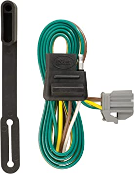 Amazon.com: CURT 56210 Vehicle-Side Custom 4-Pin Trailer Wiring Harness,  Select Chevrolet Equinox, GMC Terrain: Automotive | Chevrolet Trailer Wiring Adapter |  | Amazon