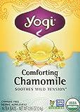 Yogi Tea - カモミール紅茶カフェイン フリーの励みに - 16 ティーバッグ以前カモミール