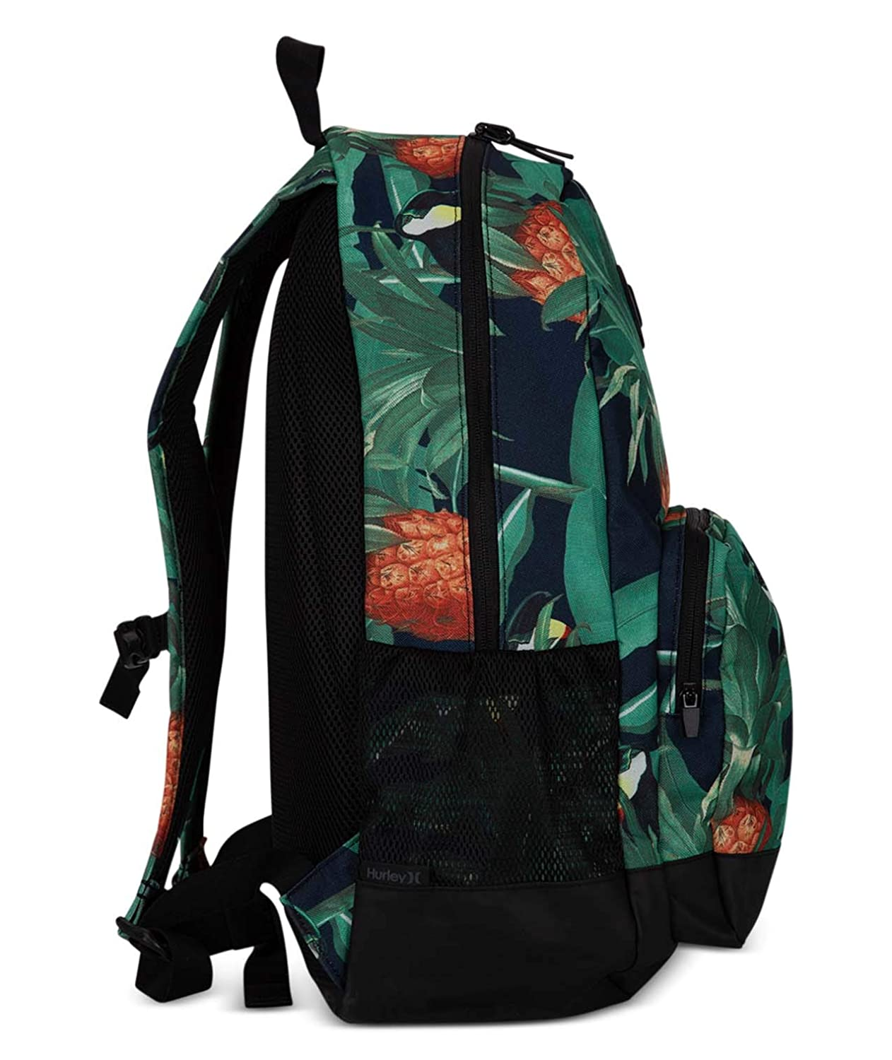 Hurley M Renegade II Costa Rica Backpack Mochilas, Hombre, Blue Force, 1SIZE: Amazon.es: Deportes y aire libre