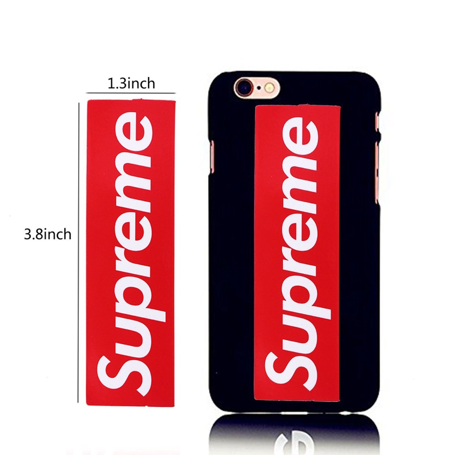 Supreme Sticker 100 Pcs Waterproof And Oil Proof Decal For Skateboard Laptop Toy Car