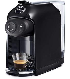 Lavazza A Modo Mio Espresso Coffee Machine Deséa Black