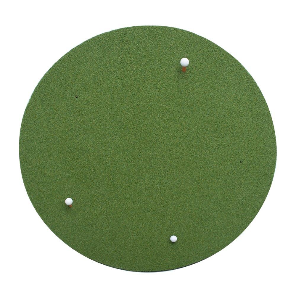 TLMY ゴルフスイングマット 屋外練習用ブランケット 直径1.5メートル ラウンドゴルフマット B07GN53NW3