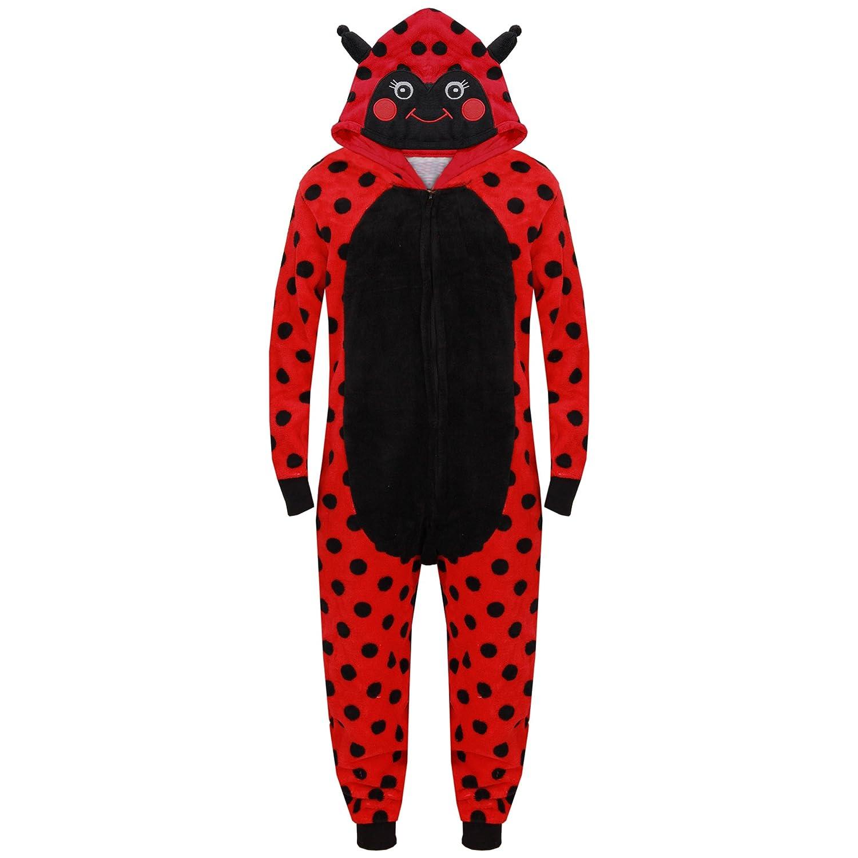 A2Z 4 Kids® Unisex Bambini Morbide Soffice Animale Tutine Scimmia Grilla Leopard Cranio Camuffare Costume Nuova Età 2 3 4 5 6 7 8 9 10 11 12 13 Anni