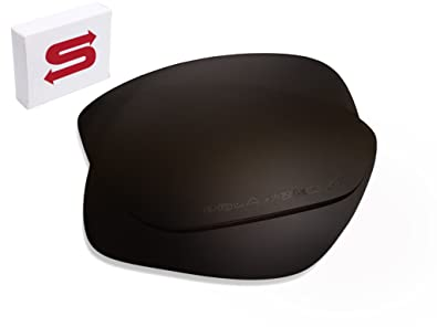 26d73001c Image Unavailable. Image not available for. Color: DARK BLACK Oakley  Holbrook Lenses POLARIZED by Lens Swap. GREAT QUALITY & FITS PERFECTLY.