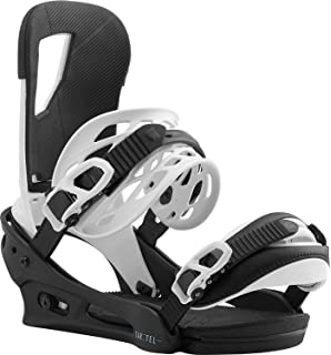 Amazon.com : Burton Mission Snowboard Bindings Mens : Sports ...