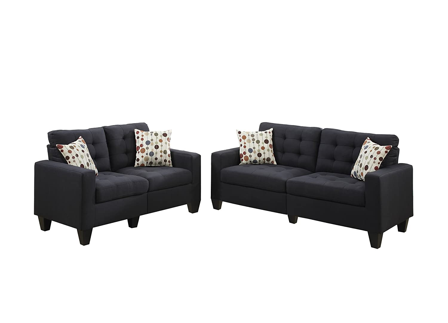 Sofa and loveseat sets under 500 top living room sets for Best sofa sets for living room