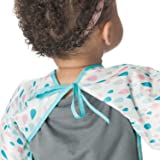 Bumkins Waterproof Sleeved Bib, All Star