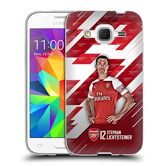 Amazoncom Official Arsenal Fc Stephan Lichsteiner 201819 First