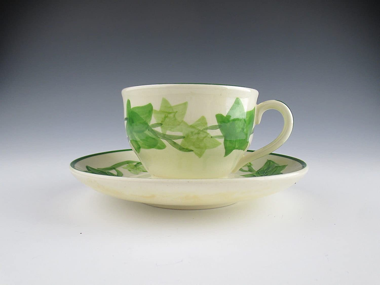Franciscan China IVY Cup and Saucer Set(s) EXCELLENT