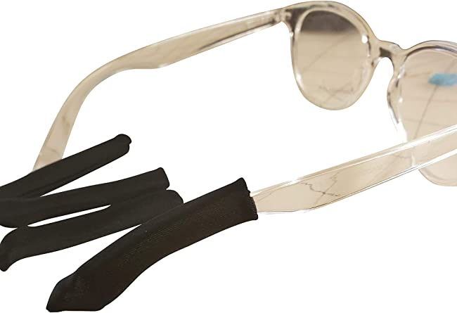 Transparent Glasses Designed Fashion Style /& Comfort M+L Pack 2