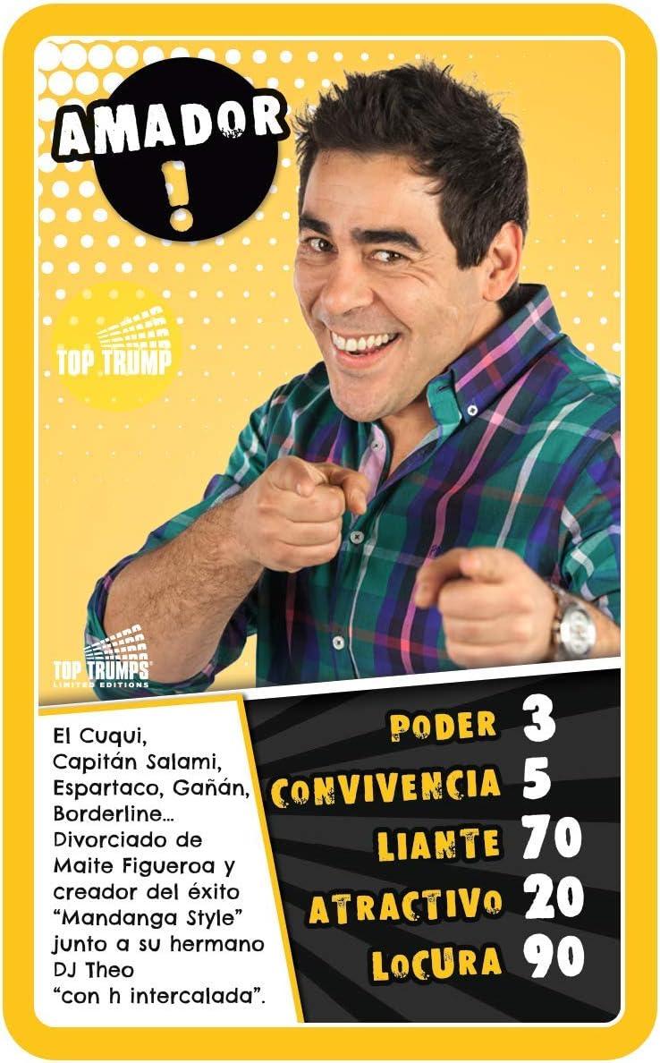 Eleven Force LQSA Top Trumps La Que Se Avecina (10421), Multicolor ...
