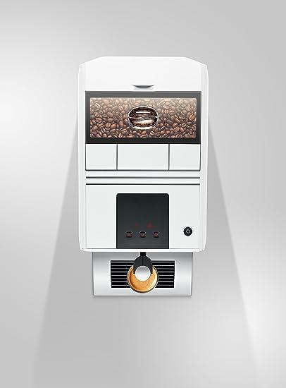 JURA A1 Piano White Independiente Máquina espresso Blanco 1,1 L 9 ...