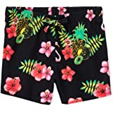 The Childrens Place Baby Girls Printed Matchable Shorts