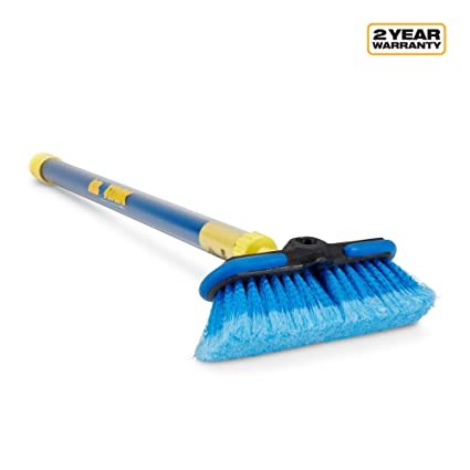 Car Wash Brush >> Amazon Com Autoright Easy Wash Stick C800887 Car Washing Tool For