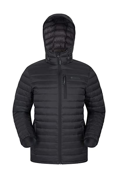 Amazon.com: Mountain Warehouse Henry II - Chaqueta acolchada ...