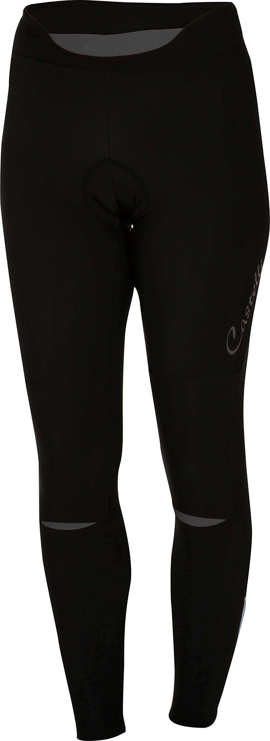 Castelli Women's Chic Cycling Tight (Small, Black/Anthracite)