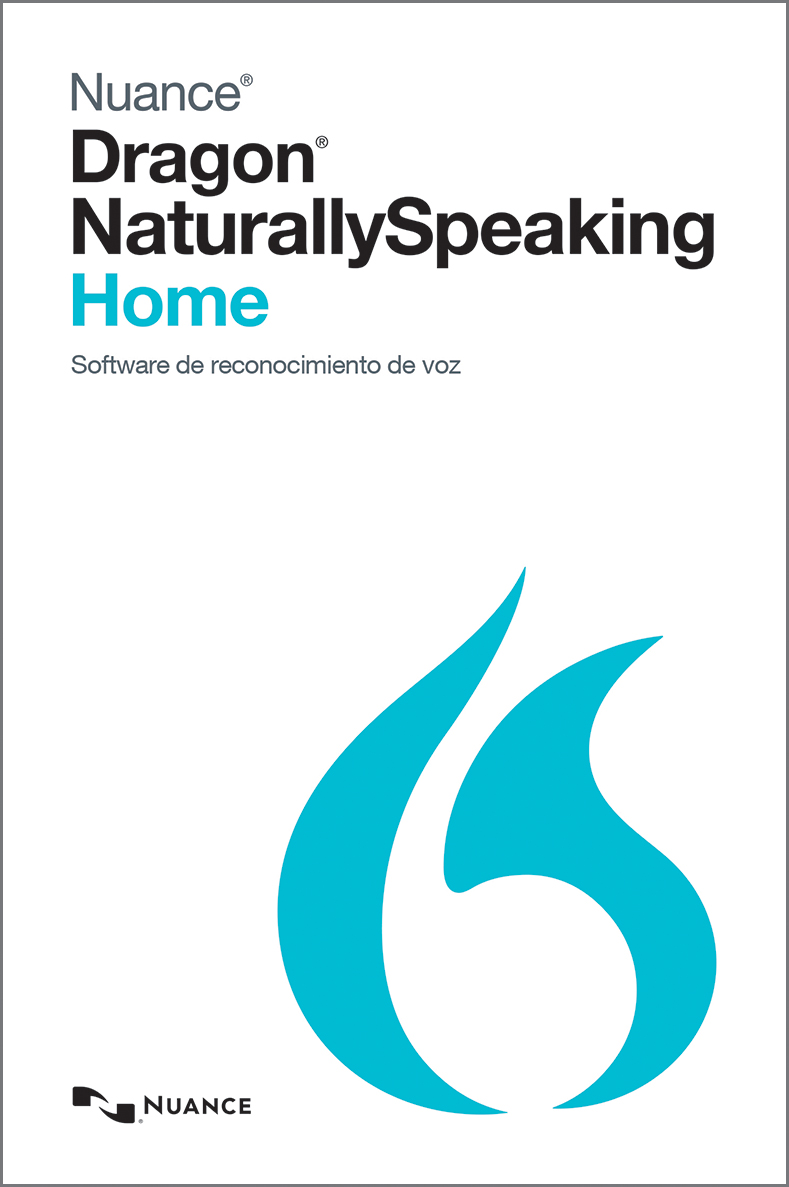 Dragon Home 13, Spanish (Talk To Text Software)