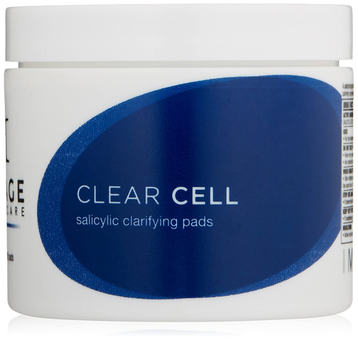 Image Clear Cell Salicylic Clarifying Pads 60 Pc