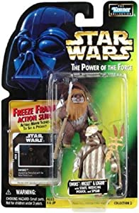 """Star Wars: Power of the Force Freeze Frame > Ewoks: Wicket and Logray Action Figure by Kenner"""" /></a></div> <div class="""