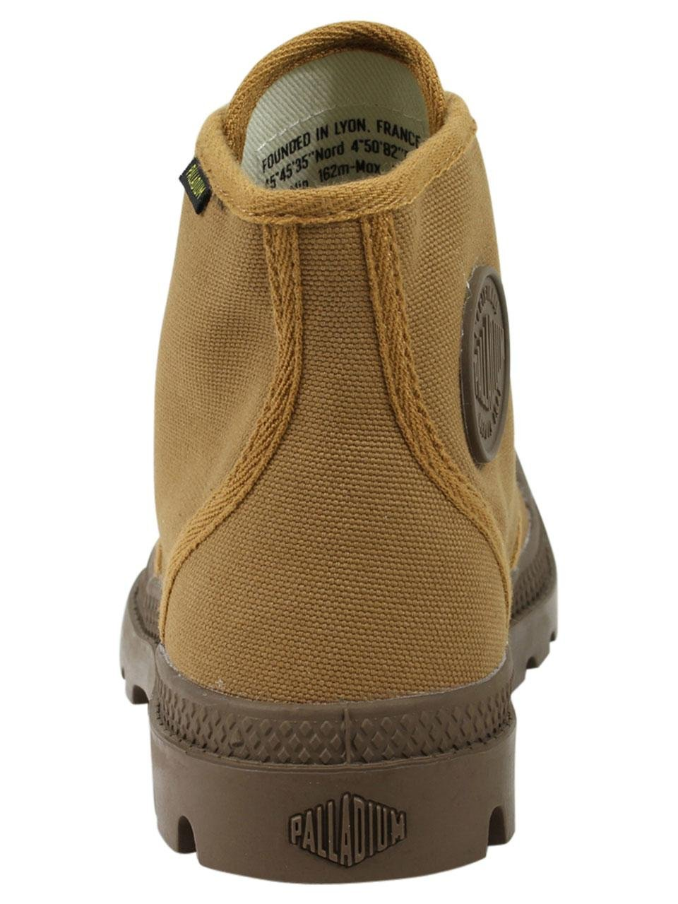 Palladium Chukka Men's Pampa Hi Originale Chukka Palladium Boot B079NKZYF4 13 D(M) US|Bone Brown 2037a2