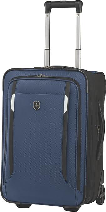 9a533e391 Amazon.com | Victorinox Werks Traveler 5.0 Wt 20 2-Wheel, Navy Blue ...