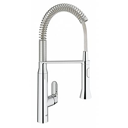 K7 Medium Semi-Pro Single-Handle Standard Kitchen Faucet - Touch On ...