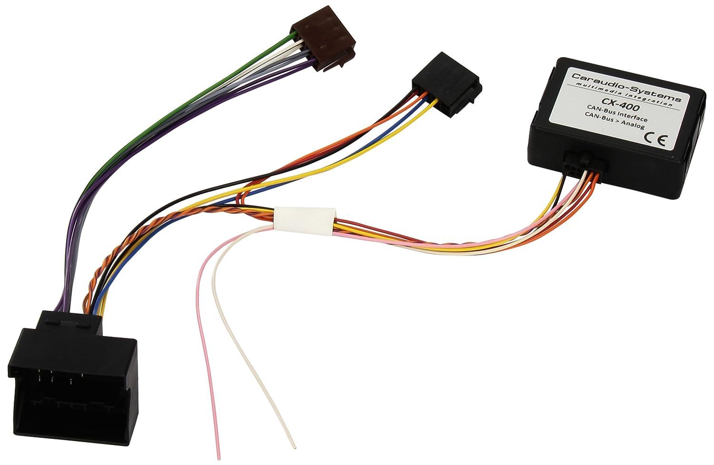 Baseline Connect Bv 303 Can Bus Interface Zndplus Speedpuls Audi Wiring Diagram Plugplay Auto