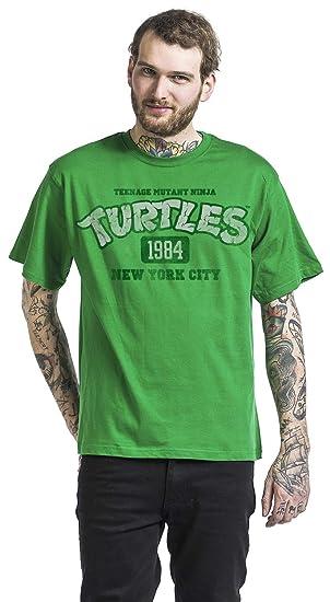Officially Licensed Merchandise TMNT - New York 1984 T-Shirt ...