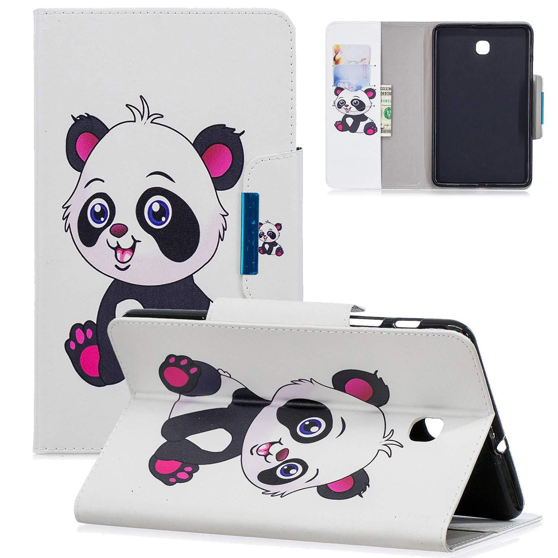 新しい到着 UGOcase ケース 保護 Galaxy Tab ウルトラスリム A 8.0インチ SM-T387 ケース 2018年リリース PUレザー ウルトラスリム 軽量 フォリオスタンドカバー 自動スリープウェイク 保護 耐衝撃性 カード ポケットケース Samsung Galaxy Tab A 8.0インチ用 UGO20181130 A3_Panda B07L1PVF4W, ギフトショップようこそ屋:14514db9 --- a0267596.xsph.ru