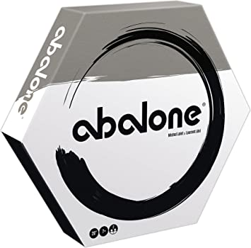 Asmodee- Abalone, Color Otro, Norme (AB02FRN): Amazon.es: Juguetes ...