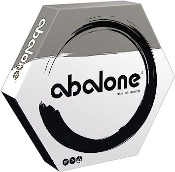 Asmodee- Abalone, Color Otro, Norme (AB02FRN): Amazon.es: Juguetes ...
