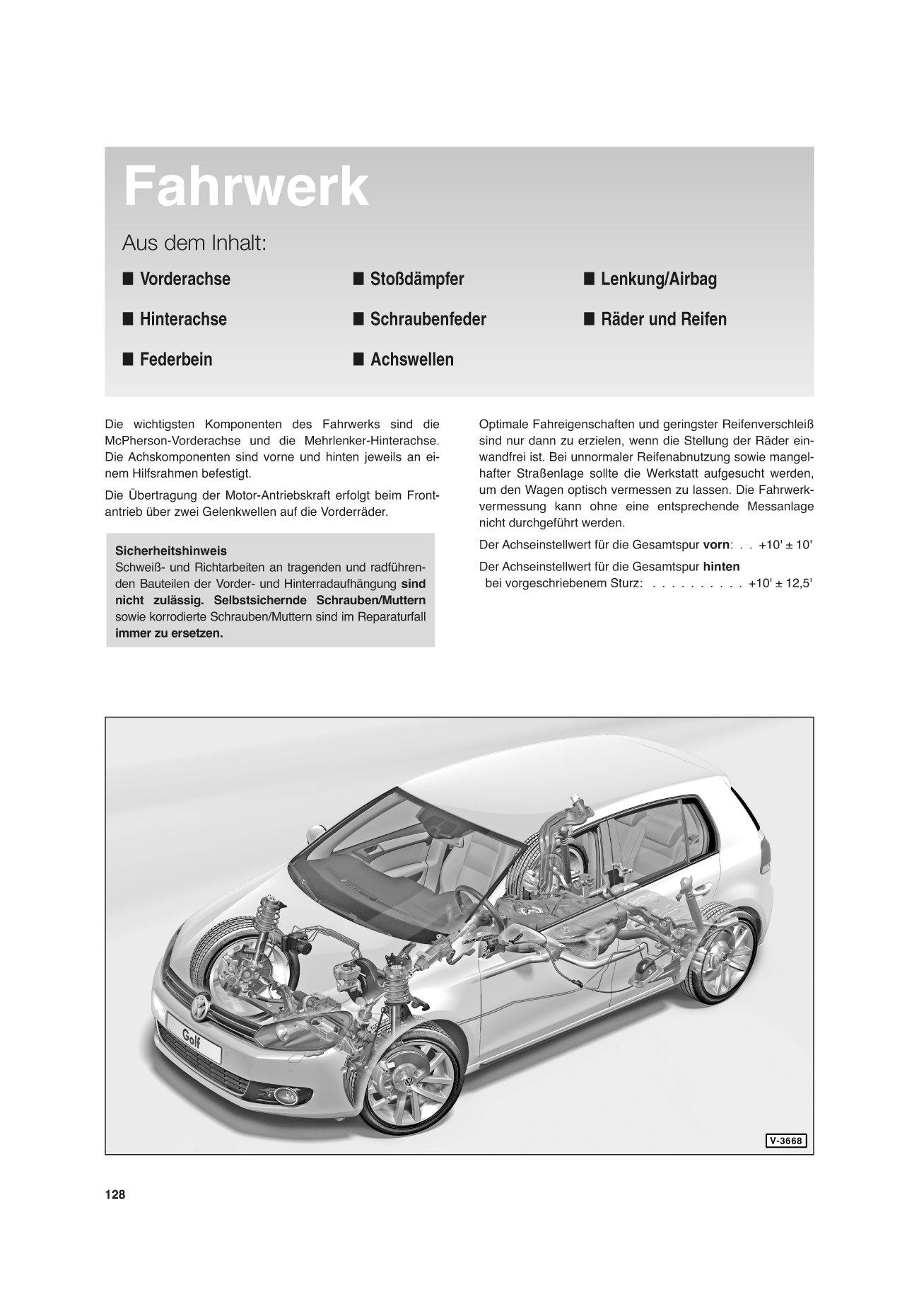 VW Golf VI ab 10/08: Imported by Yulo inc.: 9783768826525: Amazon ...