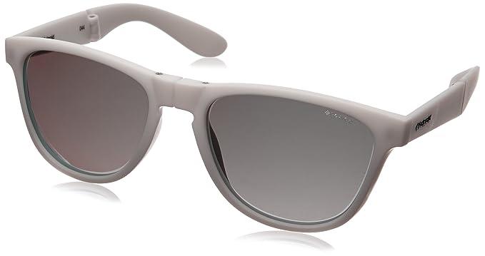 Polaroid Unisex adulto Sonnenbrille P8448 55 7CB/JB Gafas de sol, Blanco (Weiß