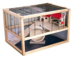 Hamsterkäfig kaufen mit viel platz