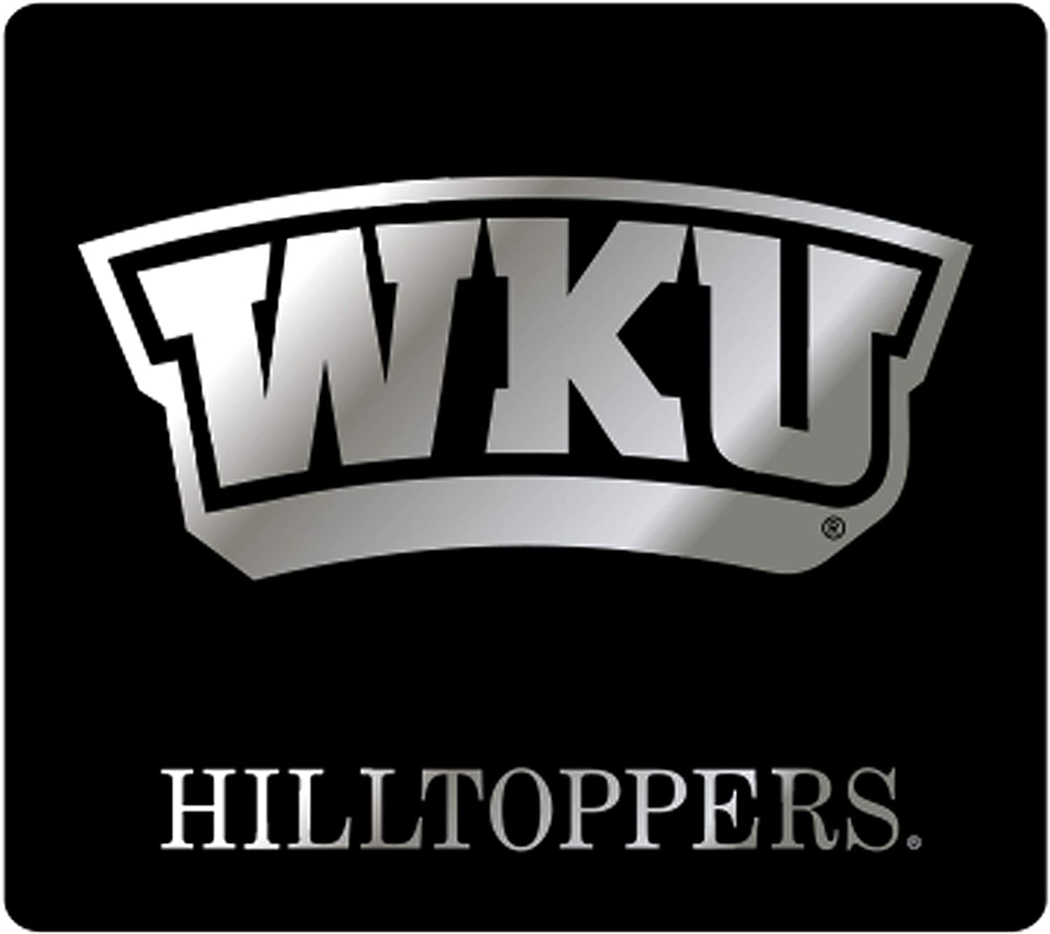 Sticker *Free Shipping Western Kentucky Hilltoppers NCAA Color Die-Cut Decal