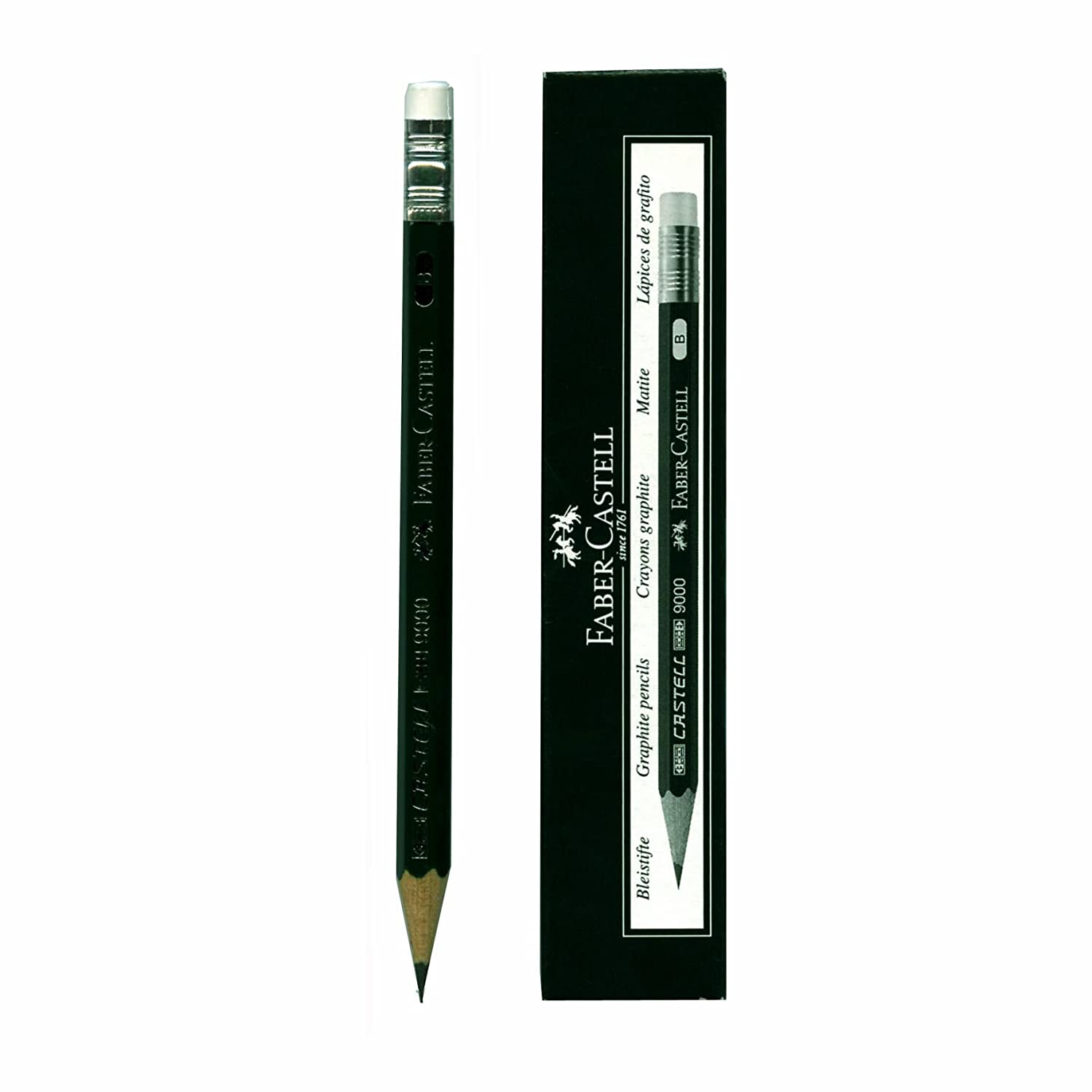 Faber-Castell Castell 9000 Perfect Pencil in Gift Box