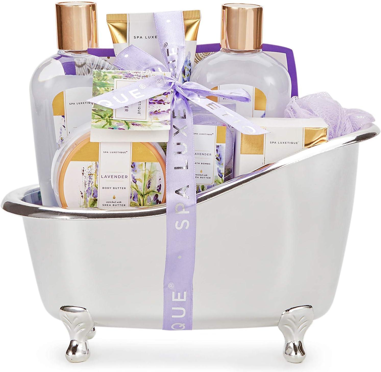 Set de Spa Luxetique con aroma a lavanda por sólo 13,99€ usando el #código: GXUHDSWK