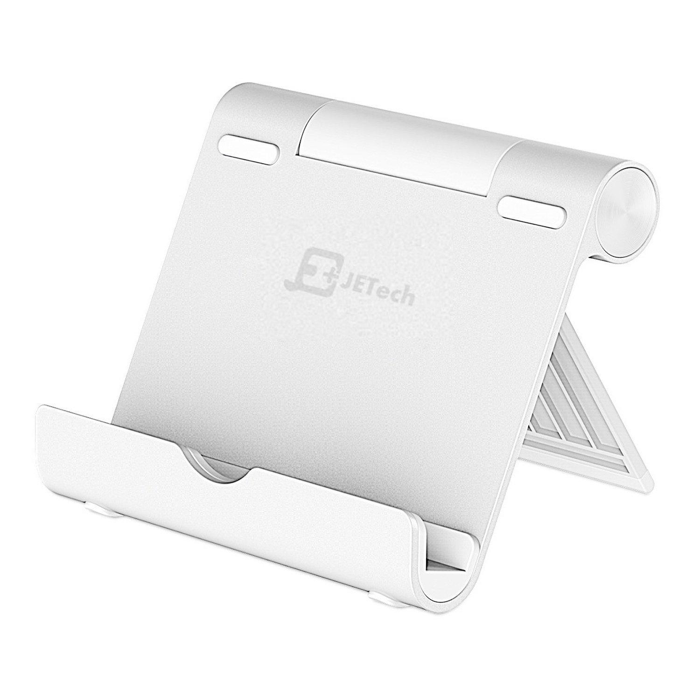 JETech 2061- Soporte Tablet, Multi-Angulo, Portátil Durable Aluminio, Soporte de