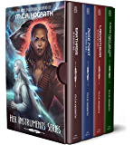 Her Instruments Box Set, Books 1-4: Earthrise, Rose Point, Laisrathera, and A Rose Point Holiday
