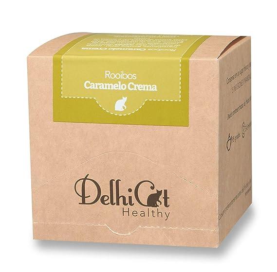 Rooibos Caramelo Crema Delicat Healthy 15 Unidades: Amazon.es: Alimentación y bebidas